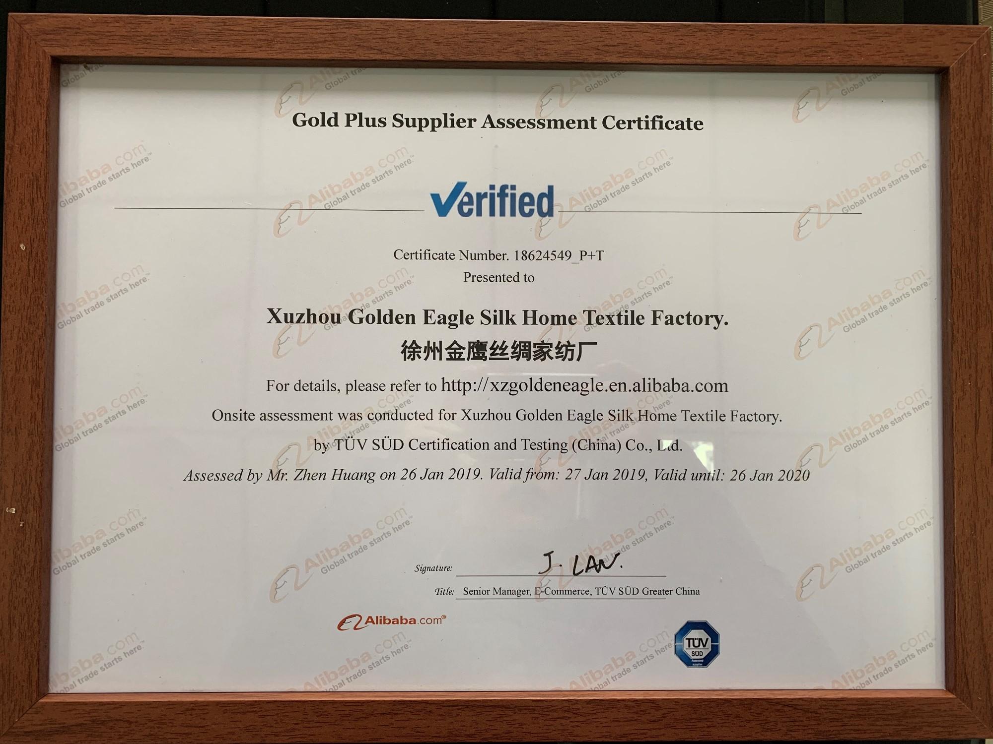 TUV-certifikat