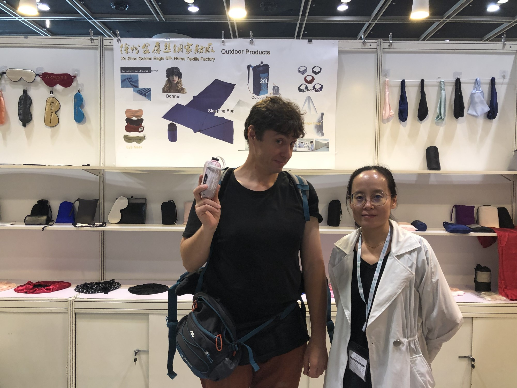 2019 Hongkong Textiles Fiera