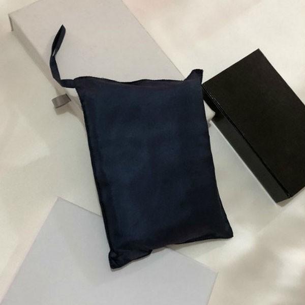 Легкий вес 100% шелк спальный мешок футеровка синий цвет