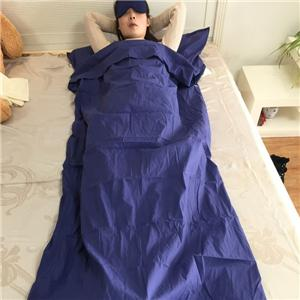 Silk Or Cotton Polyester Fabric Sleep Bag