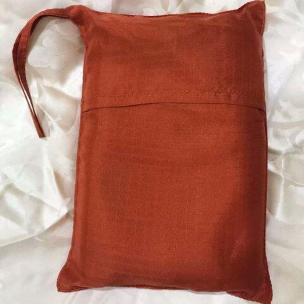 OEM Satin Zipper sovsäck liner
