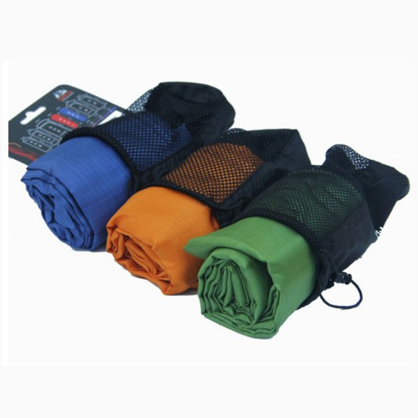 Silk And Cotton Polyester Fabric Sleep Bag Liner
