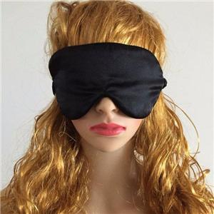 100% Mulberry Silk Eye Mask Med olika stil
