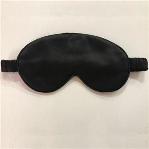 Justerbar band av 100% naturligt silke Eye Mask