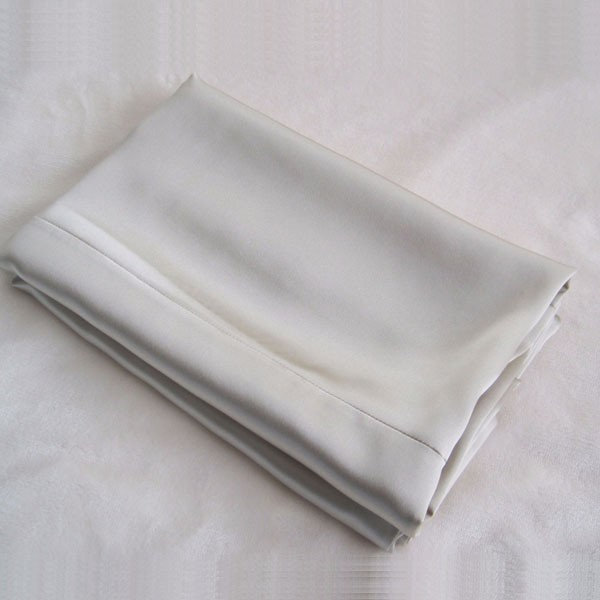 Custom Pure 22mm Charmeuse Silk Pillowcase