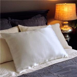 Luxury Pure Charmeuse Mulberry Silk Pillowcase
