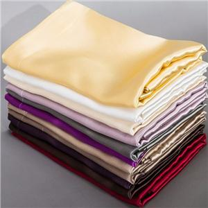 Luxury 100% Pure Mulberry Silk Pillowcase