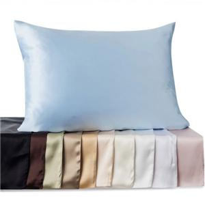 One Side 100% Silk Pillowcases