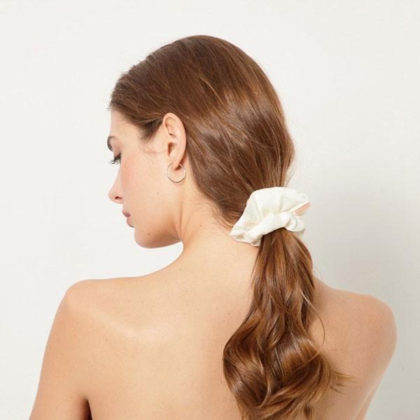 Stampa personalizzata del tessuto del fiore dei capelli Scrunchies Bulk
