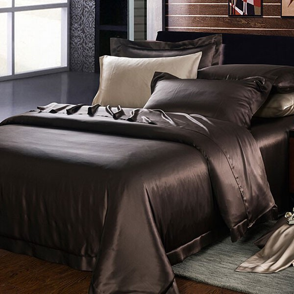 100% Classic Silk Bedding Sets