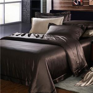 100% Classic Silk sängkläder uppsättningar
