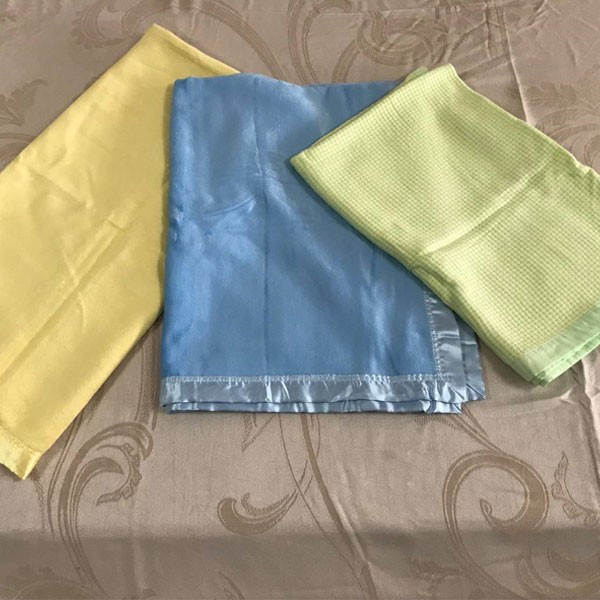 Popular Silk Fleece Blanket