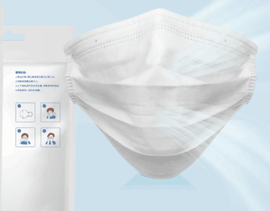 Non-medical mask for dust protection