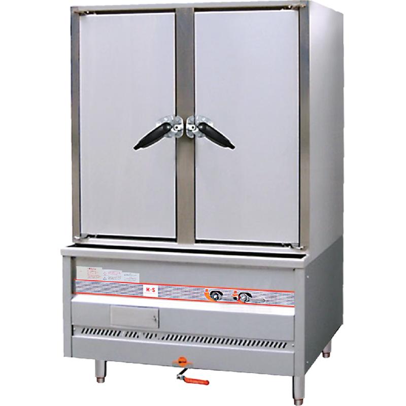 Double Door Gas Food Steamer Manufacturers, Double Door Gas Food Steamer Factory, Supply Double Door Gas Food Steamer