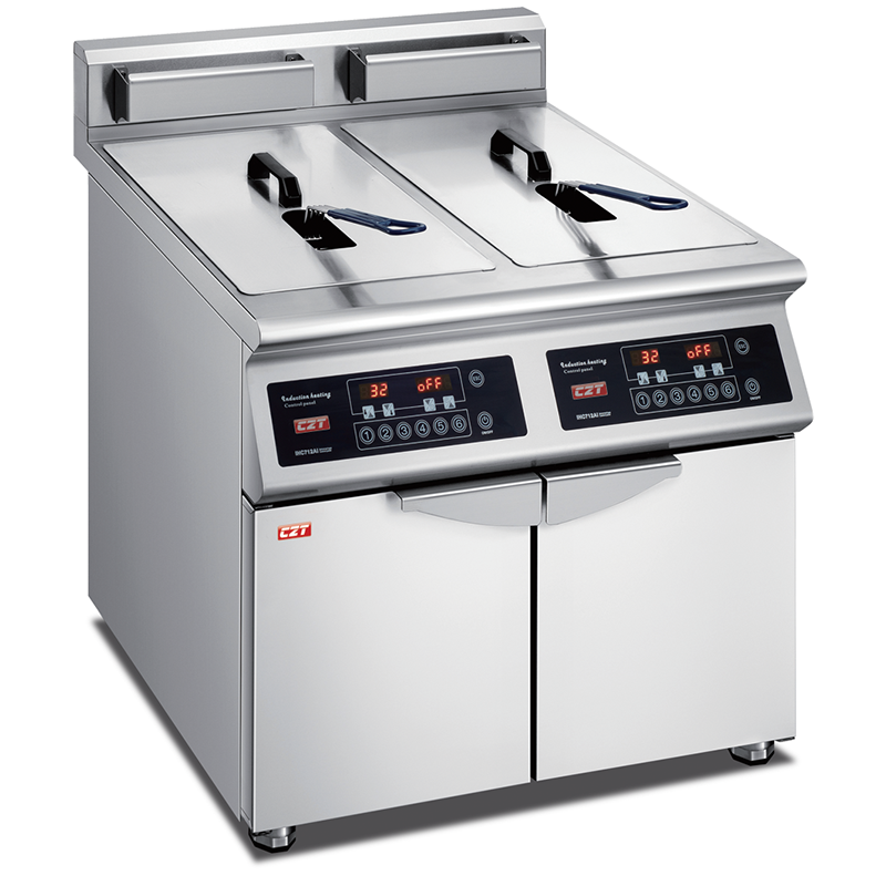 Induction Fryer Manufacturers, Induction Fryer Factory, Supply Induction Fryer