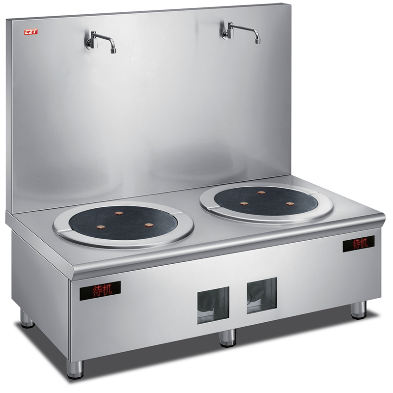 Double Induction Stock Pot Stove Manufacturers, Double Induction Stock Pot Stove Factory, Supply Double Induction Stock Pot Stove