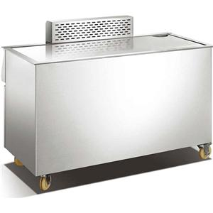 Induktion Teppanyaki Griddle