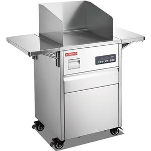 Movable Induction Griddle
