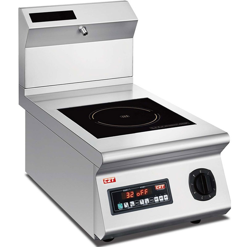 Countertop Induction Stove With Infrared Sensor