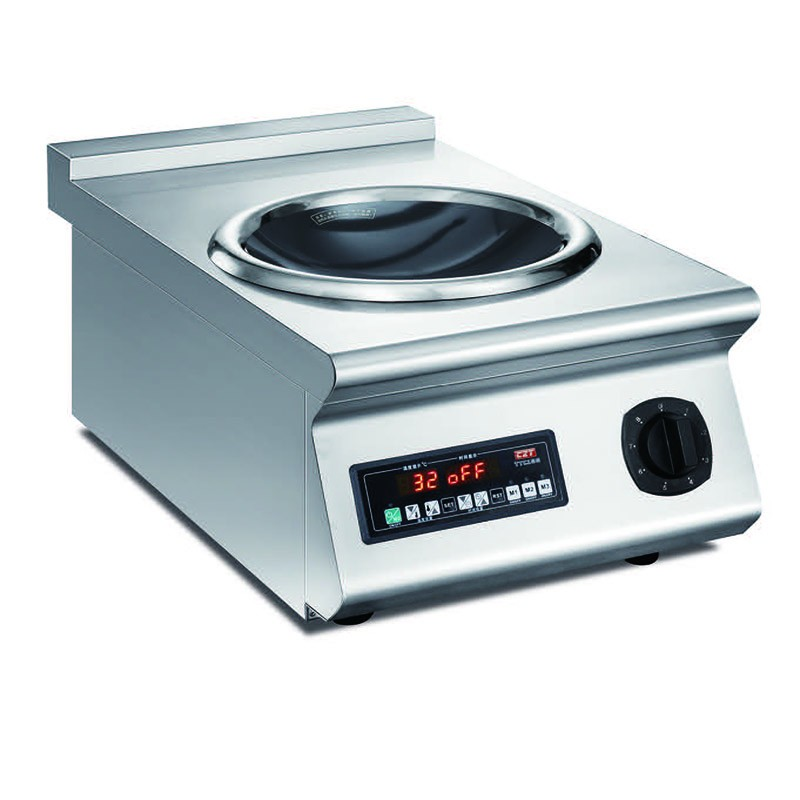 Countertop Induction Wok Stove