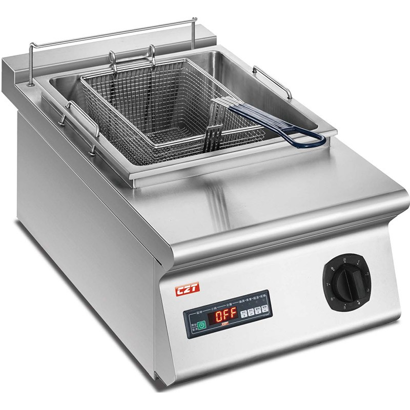 Countertop Induction Fryer