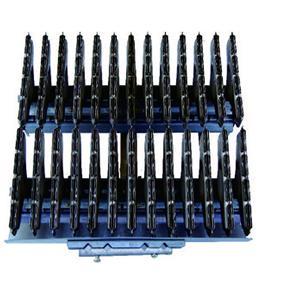Rows Gas Water Heater Burner