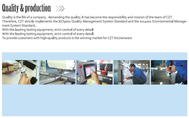 品質と生産