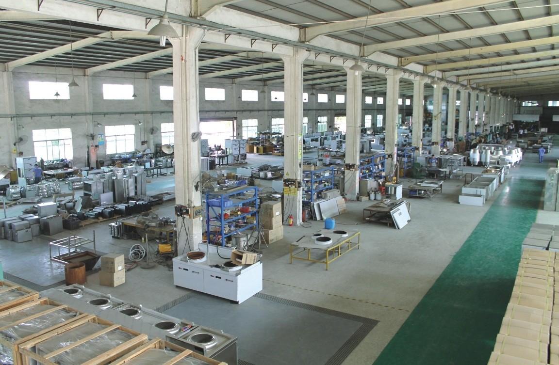 Fabrik in Foshan Gaoming