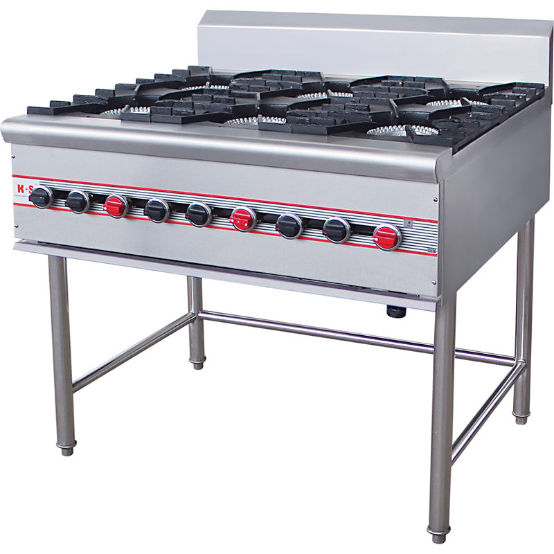 Commercial 12 Burners Gas Stove Cooker Manufacturers, Commercial 12 Burners Gas Stove Cooker Factory, Supply Commercial 12 Burners Gas Stove Cooker