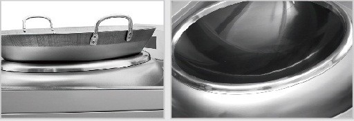 Induction Single Wok Cooker Manufacturers, Induction Single Wok Cooker Factory, Supply Induction Single Wok Cooker