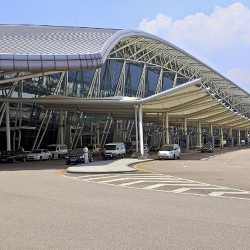Guangzhou Flughafen-Projekt
