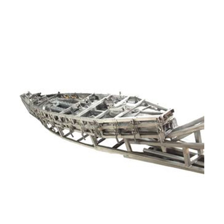 Rotational Molding Kayak Mould