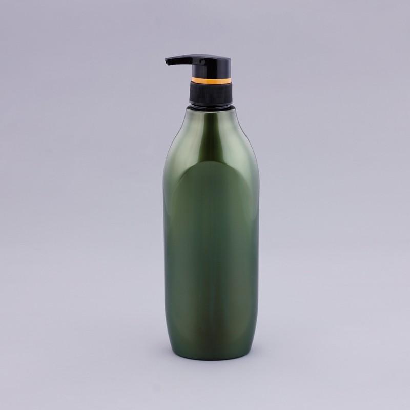 Plastic Empty Bottle For Cosmetic Packaging Shampoo Plastic Bottles