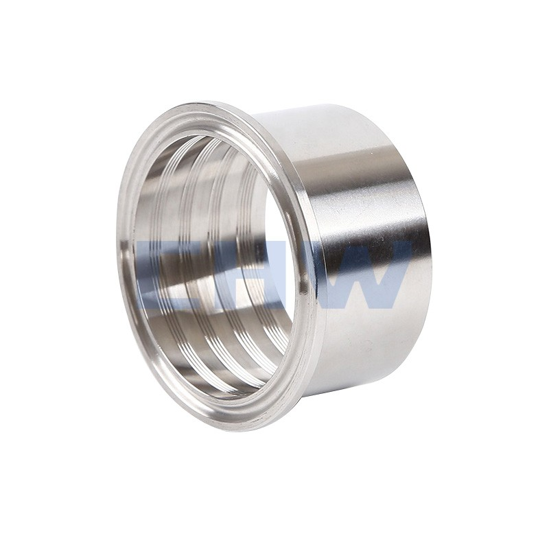 Stainless steel sanitary Hose Ferrule standard