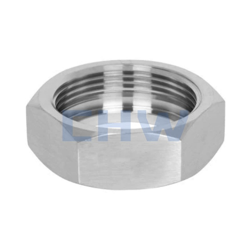 Sanitary stainless steel high quality Hexagonal union ss304 ss316L DIN SMS ISO 3A BPE IDF AS BS