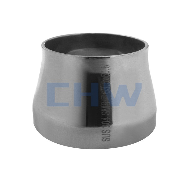 Sanitary stainless steel high quality SM concentric reducer SS304 SS316L DIN SMS ISO 3A BPE IDF AS BS
