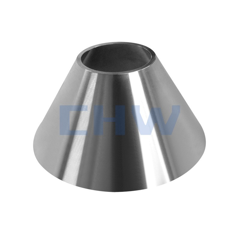 Sanitary stainless steel high quality concentric reducer SS304 SS316L DIN SMS ISO 3A BPE IDF AS BS