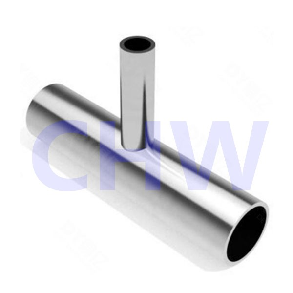 Sanitary stainless steel high quality Reducing tee SS304 SS316L DIN SMS ISO 3A BPE IDF AS BS