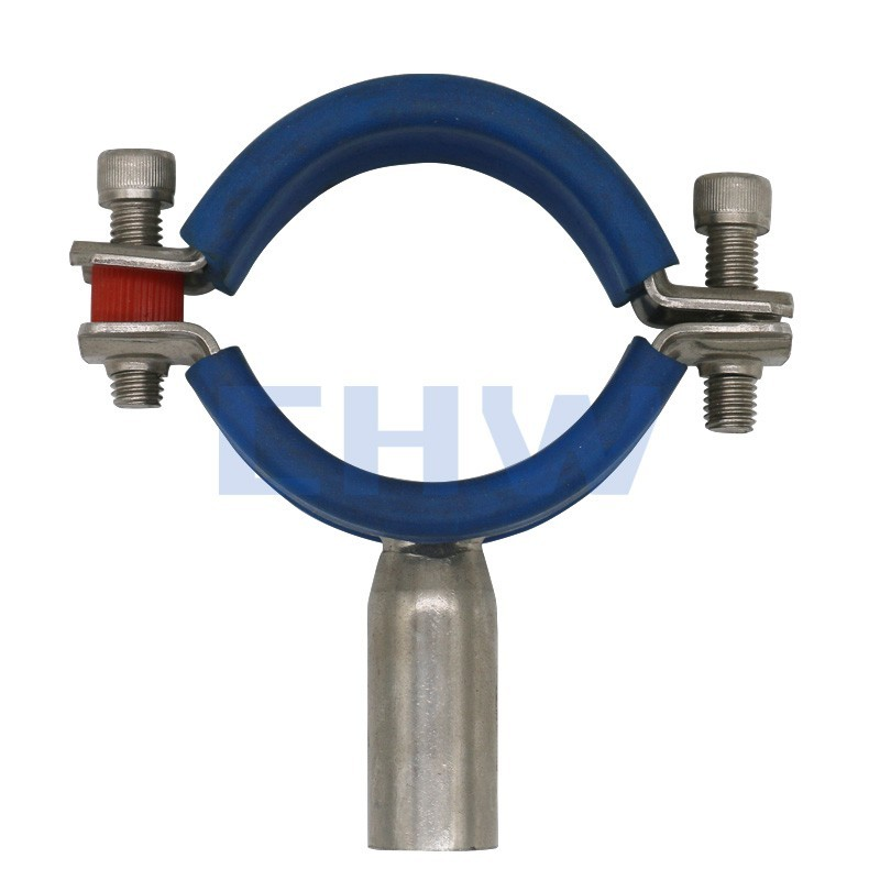 Sanitary Clamp and Pipe Clips