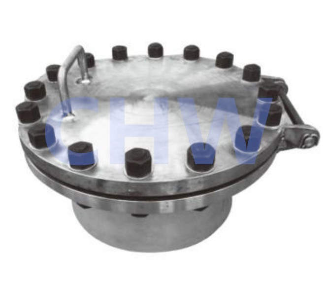 Stainless steel ss304 316L Chemical level human hole Manway Manhole