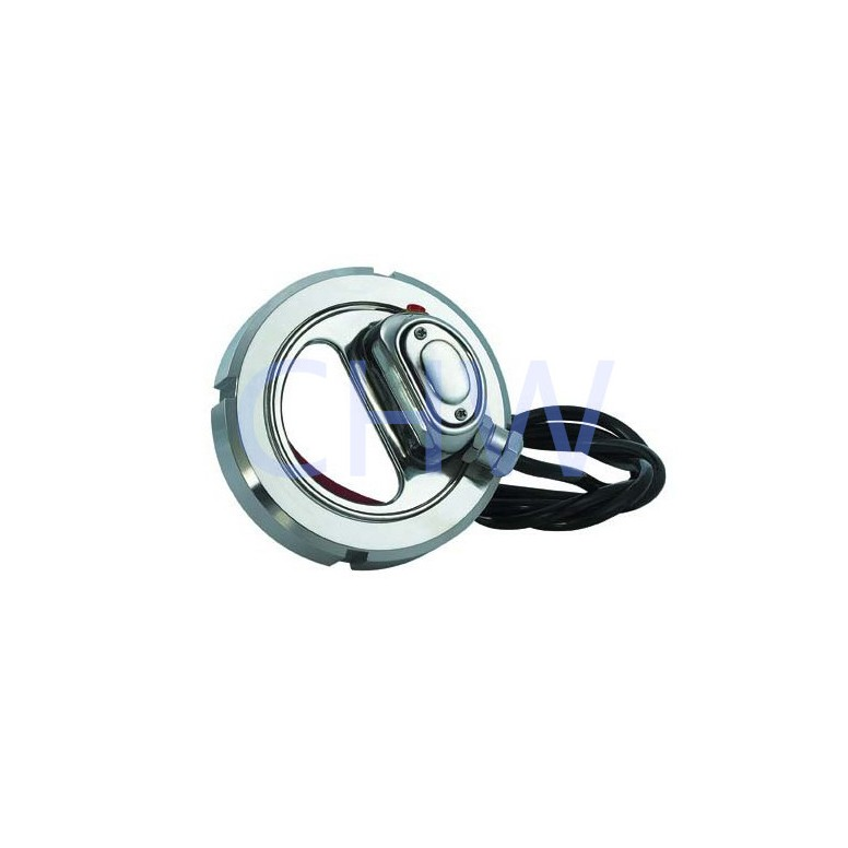 sanitary Stainless steel stainless steel lumiglas luminaire sight glass SS304 SS316L DIN SMS ISO 3A BPE IDF AS BS