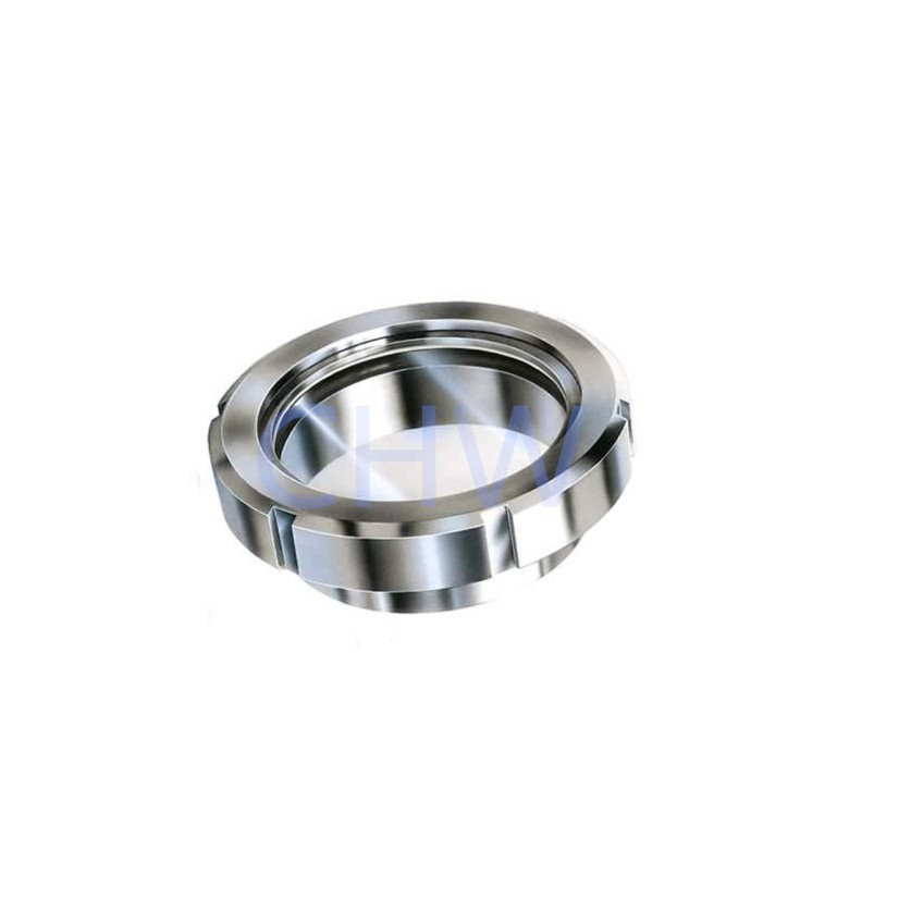 sanitary Stainless steel flanged sight glass SS304 SS316L DIN SMS ISO 3A BPE IDF AS BS