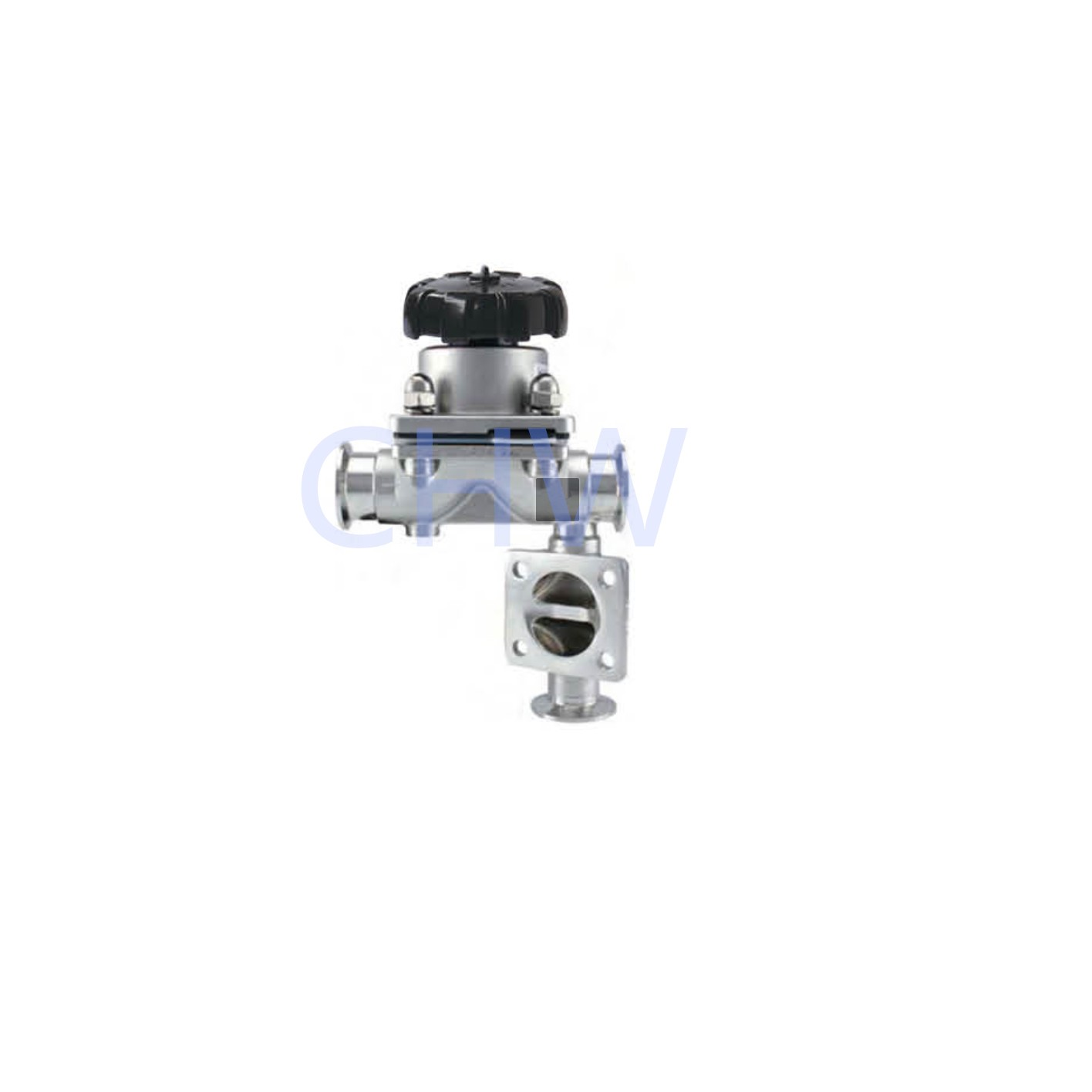 Sanitary stainless steel high quality Series Diaphragm Valve ss304 ss316L DIN SMS ISO 3A BPE IDF AS BS