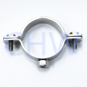 Sanitary stainless steel ss304 ss316l high quality Pipe clamp
