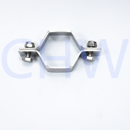 Sanitary stainless steel ss304 316l high quality Pipe clamp