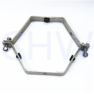 high quality Sanitary stainless steel 304 ss316l Pipe clamp