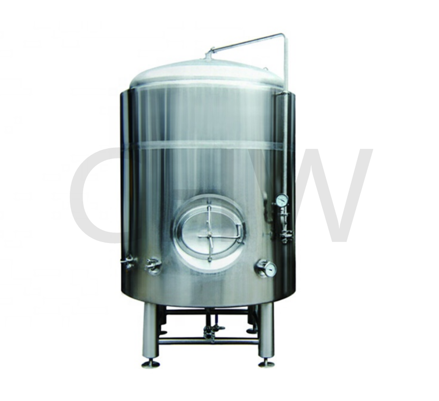 sanitary stainless steel 1000 L refrigerated conical fermenter 1000l fermentation tanks size
