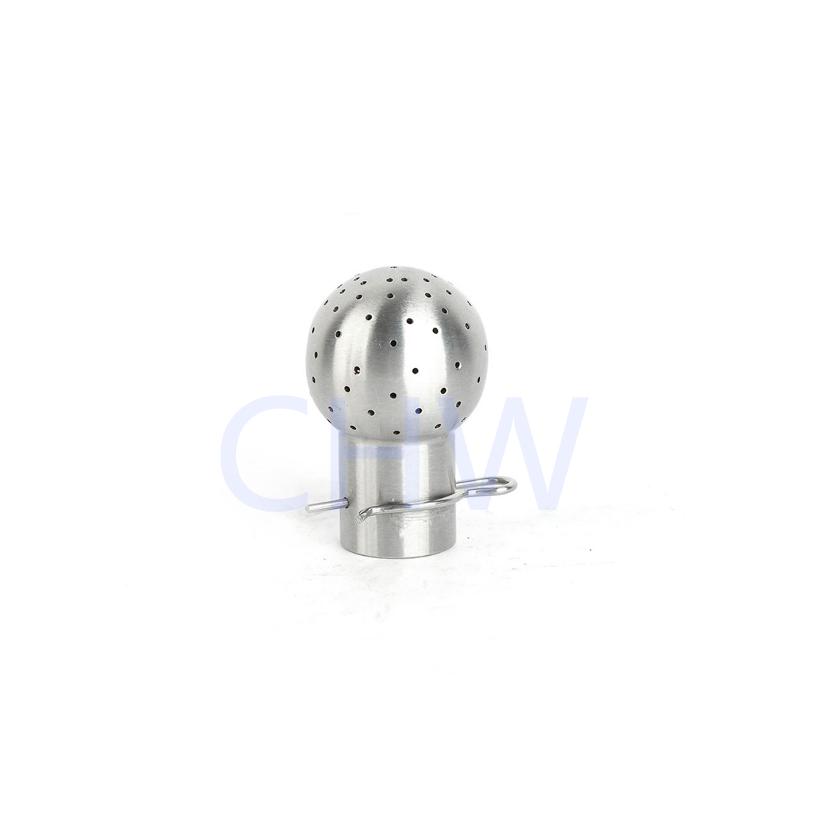 top quality Sanitary stainless steel Welded Rotary Cleaning Ball ss304 ss316L DIN SMS ISO 3A BPE IDF AS BS