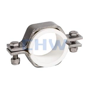 Hex Tube Hanger with PVC Sleeve (PVCT)