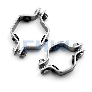Sanitary Hex Hanger With Nitrile Grommets( RGHT)